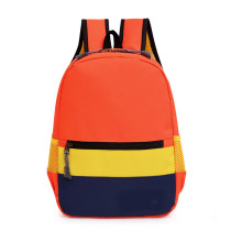 Simple Design School Bags Oxford Fabric Student Backpack
