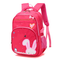 Kids Cartoon Printing School Bag Shoulders Cute Student Backpack