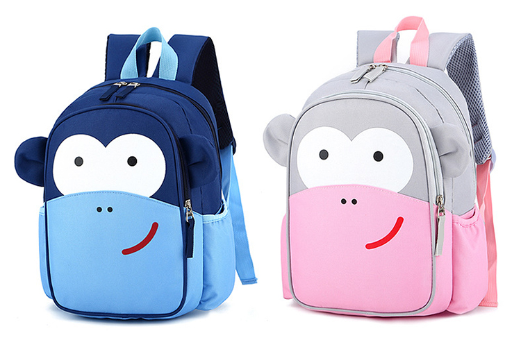 Kindergarten Animal Cartoon Backpack Little Cute Kids School Bags