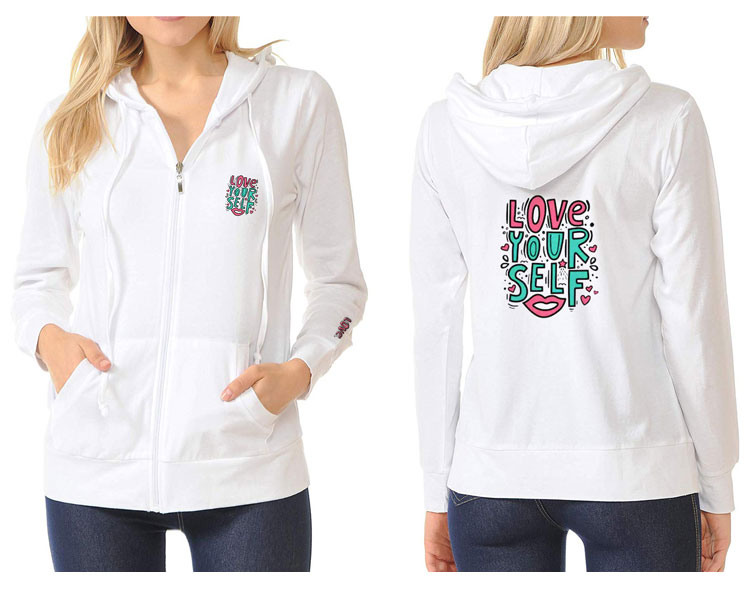 women zip up sweatshirt, women zip up hoodies