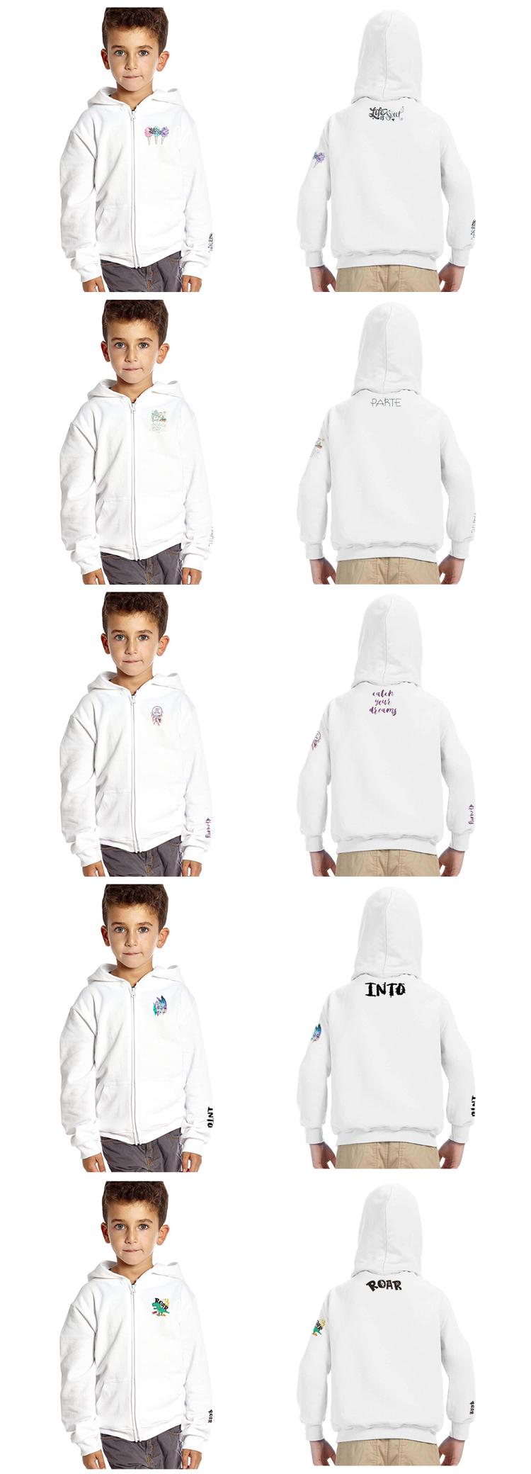 kids hoodie, kids hooded sweatshirt