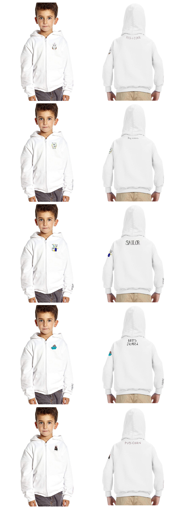 kids zipper hoodies, kids hoodies, hooded sweatshirts