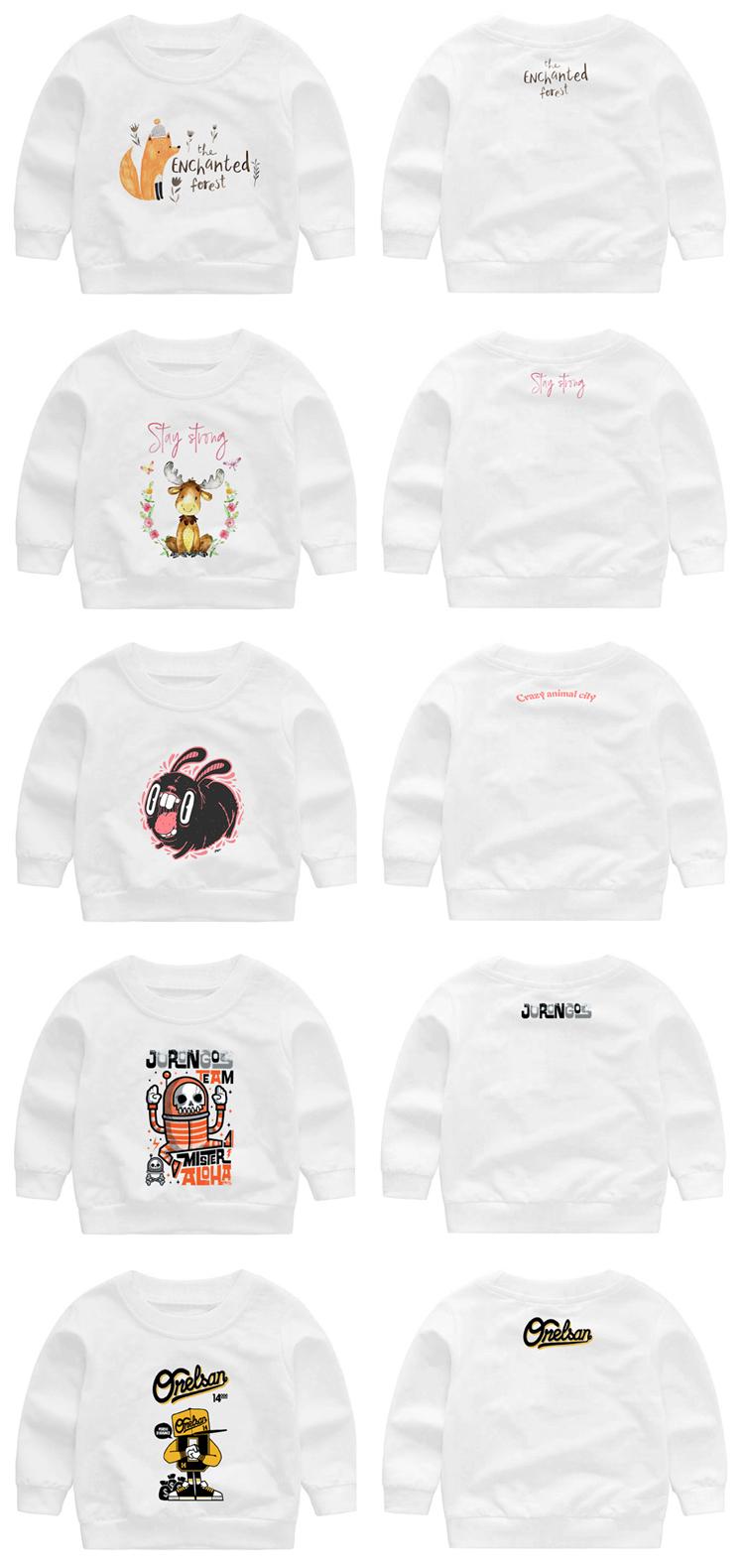 girls sweatshirt, kids pullover sweatshirt