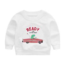 New Printed Winter Warm Cotton Sweatshirt For Teen Girls
