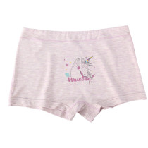 New Design Kids Underwear Colored Cotton Girls Panties