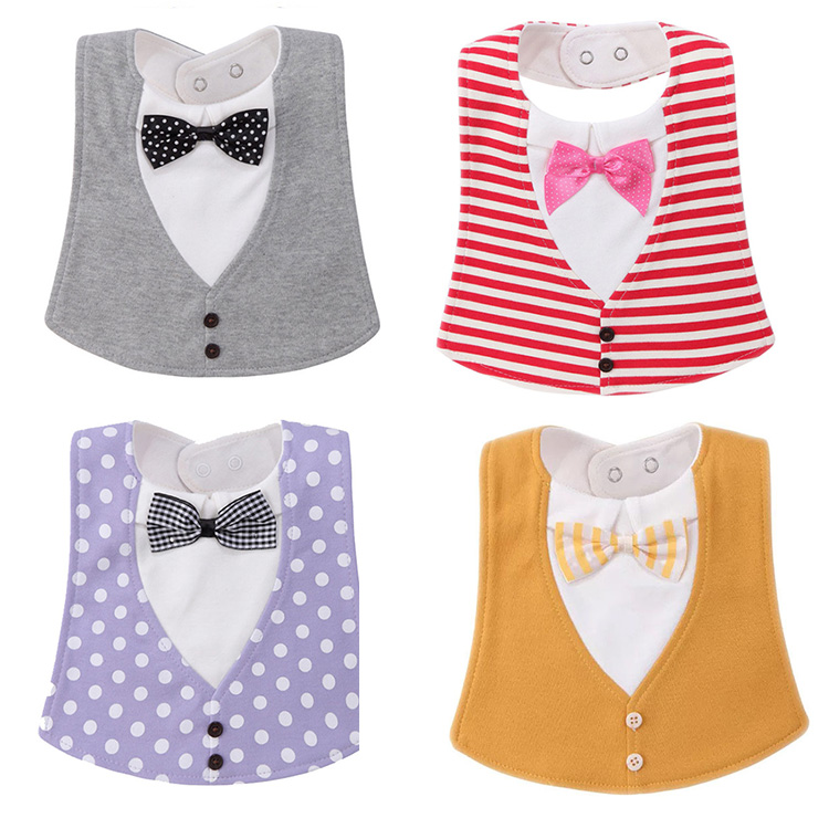 cotton baby bibs bandana, cotton baby bibs