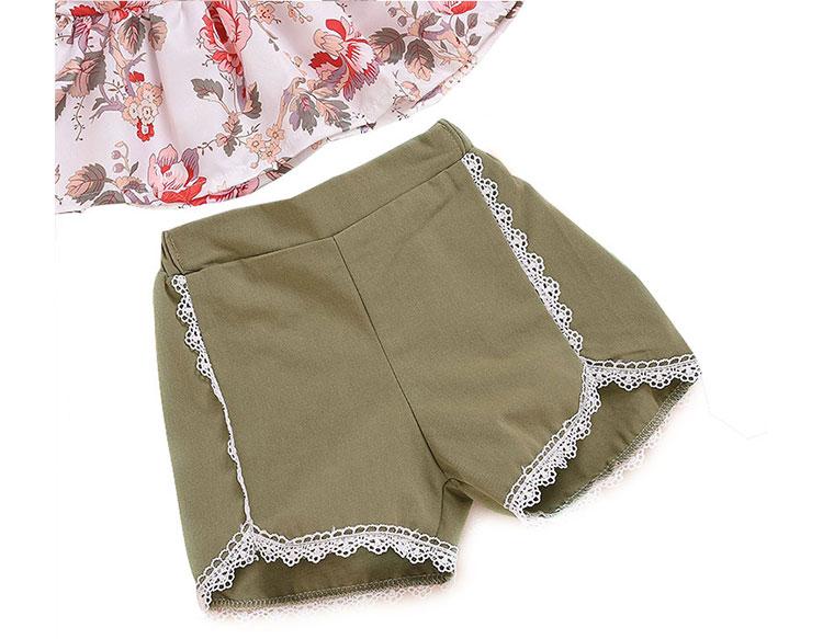 kids clothing set, girls clothes