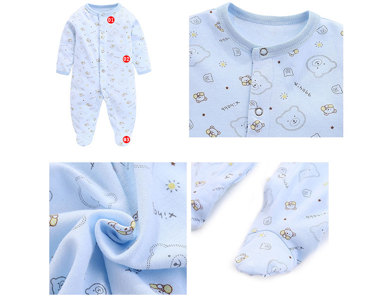 baby winter romper, baby clothing