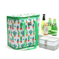 Large Waterproof Aluminum Foil Insulated Picnic Ice Cooler Bag