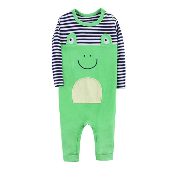 Factory Direct Animal Shape Long Sleeve Winter Baby Romper Onesies