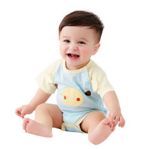 Summer Unisex Baby Bodysuit Soft Cotton Baby Onesie