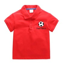 Children Summer Clothes Cotton Kids Polo Shirt