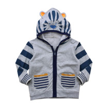 Latest Design Kids Winter Clothes Hooded Coats For Boys