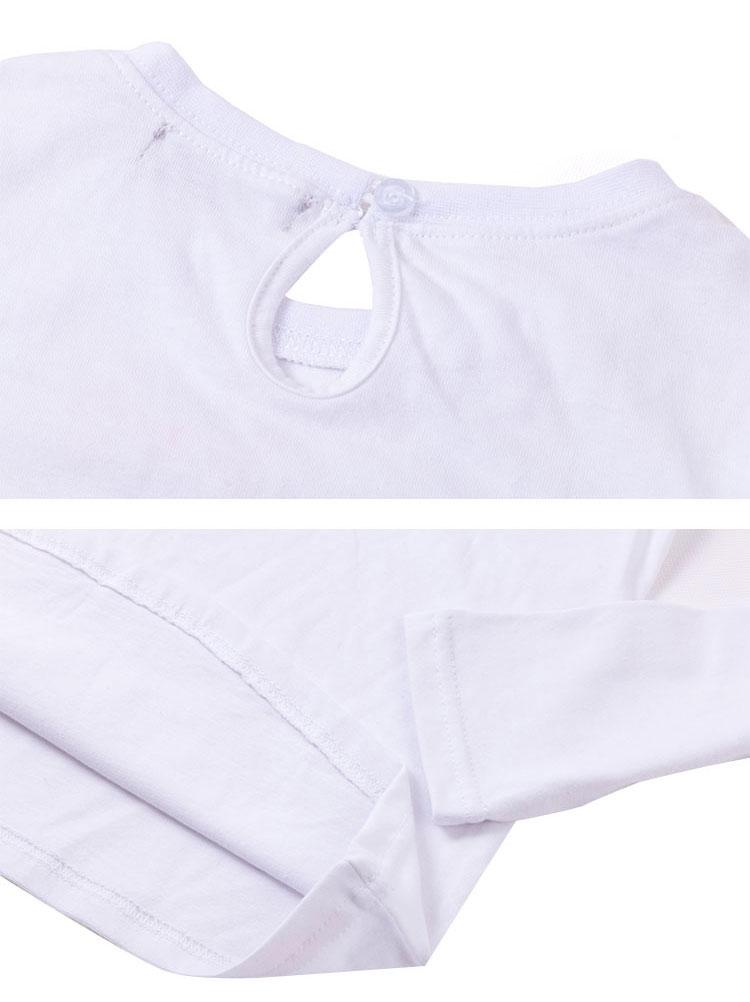 long sleeve girls t-shirt, girls clothes