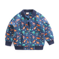 Baby Boutique Clothing Printed Jacket For Boy