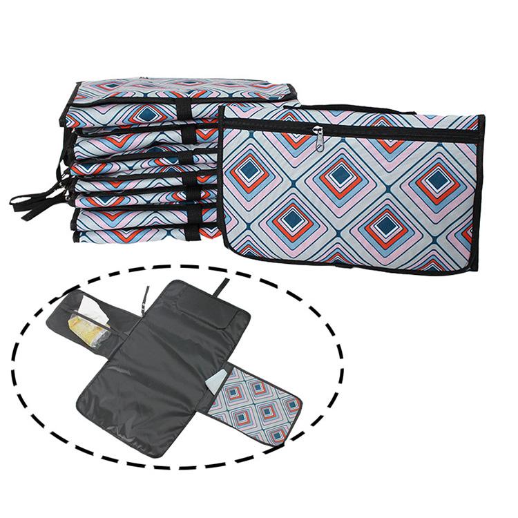 Portable Baby Changing Bag Waterproof Baby Diaper Mat