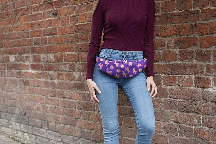 women fanny pack, waist bag