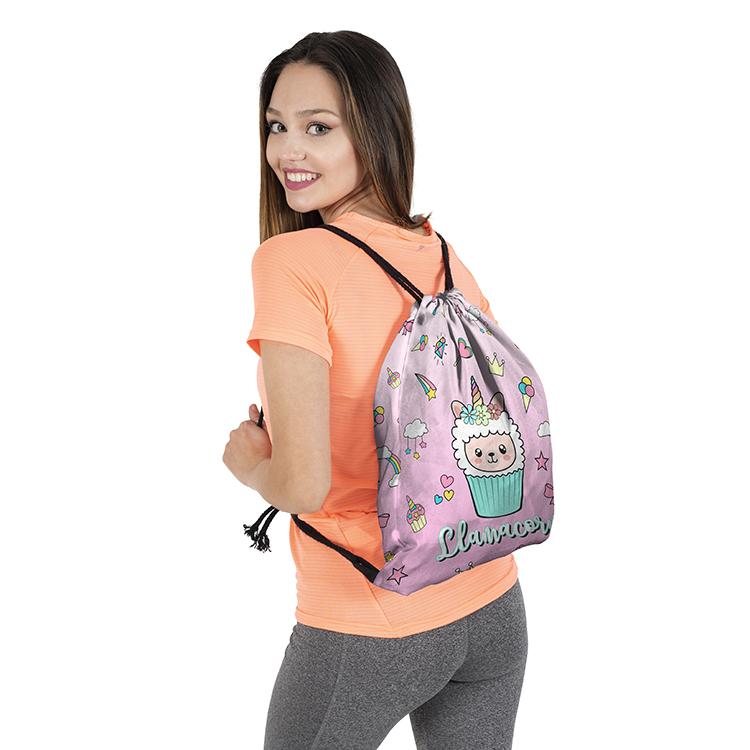 Drawstring Bag Shopping Drawstring Backpack
