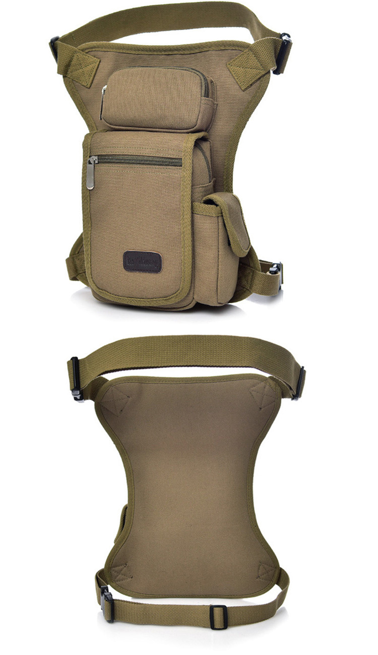 Sport Tactical Waist Bag Running Men Fanny Pack