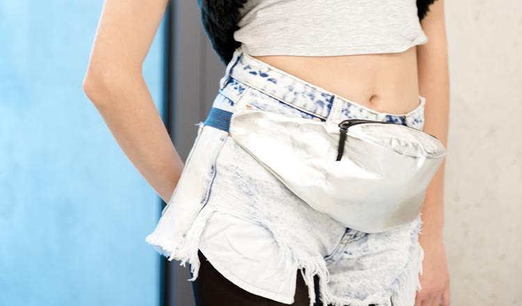 fanny pack, running waist bag