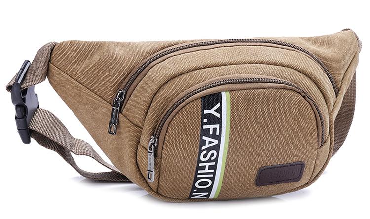 Sport Fanny Bag Men Running Belt Waist Pack