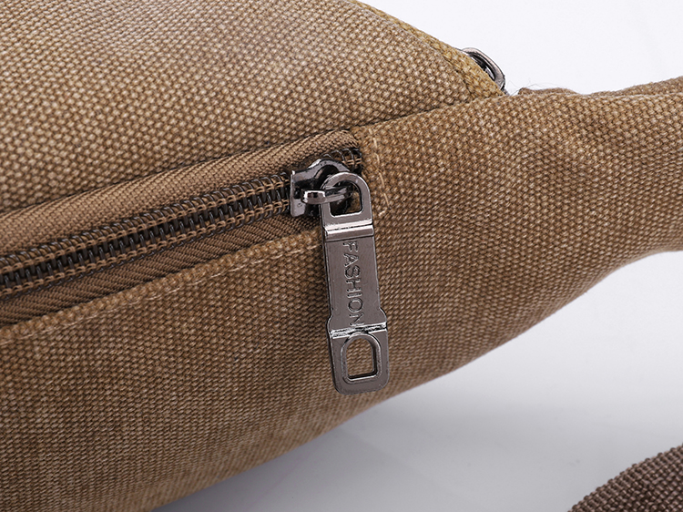canvas fanny pack, waist bag for men