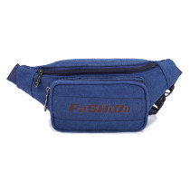 Quality Canvas Fanny Pack Sport Waist Bag For Men