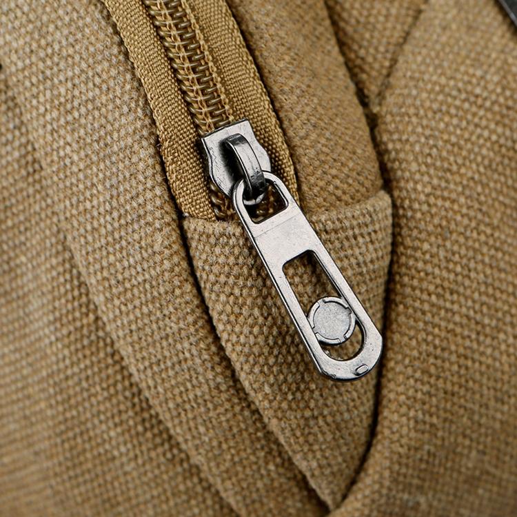 canvas waist bag, men waist bag, belt bag