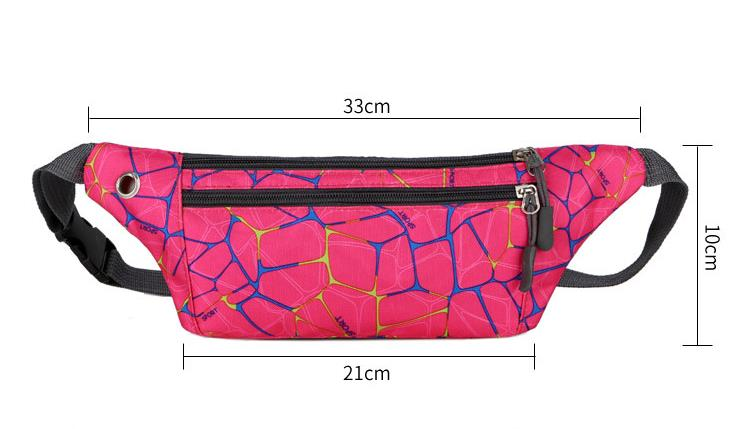 Running Waist Mobile Phone Bag Sport Fanny Pack