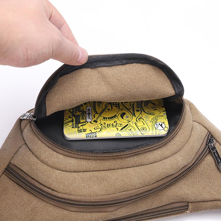 sport waist pack, canvas waist bag, waist bag