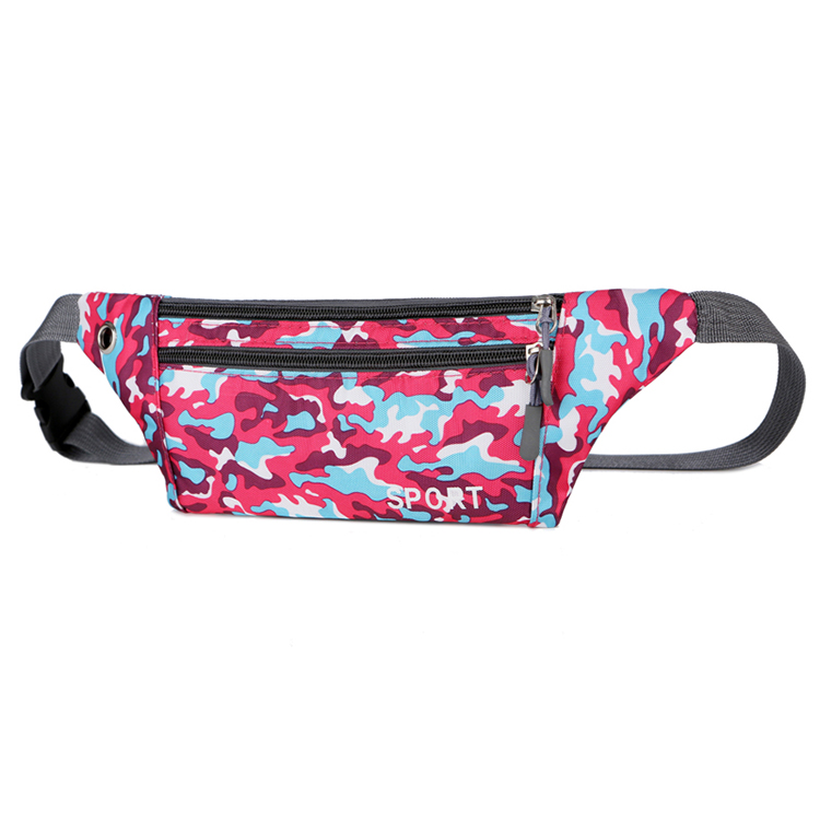 High Quality Waist Bag Waterproof Sport Fanny Pack