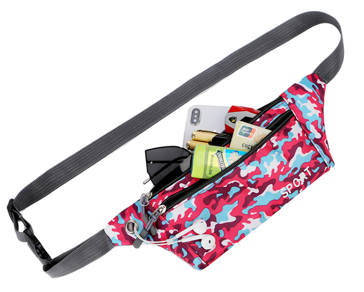 high quality waist bag, fanny pack, waist bag