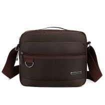 Waterproof Messenger Bag  Shoulder Crossbody Bag For Men