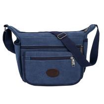 Travel Men Shoulder Crossbody Bag Sports Messenger Bag