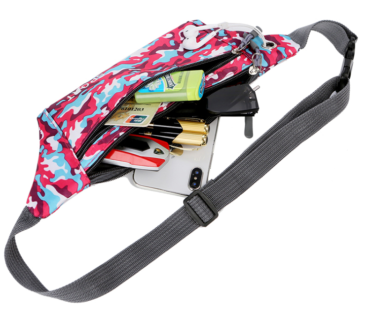 waterproof waist bag, sport fanny pack