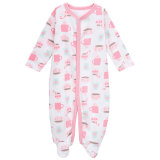 China Baby Clothes Printed Baby Romper Jumpsuit