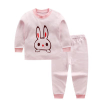 Long Sleeve Baby Garment Round Neck Infant Clothing Sets