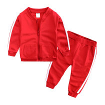 Fashion Children Boutique Clothing Kids Sport Set
