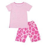 Fashion Girls Boutique Clothes Summer Kids Clothing Sets