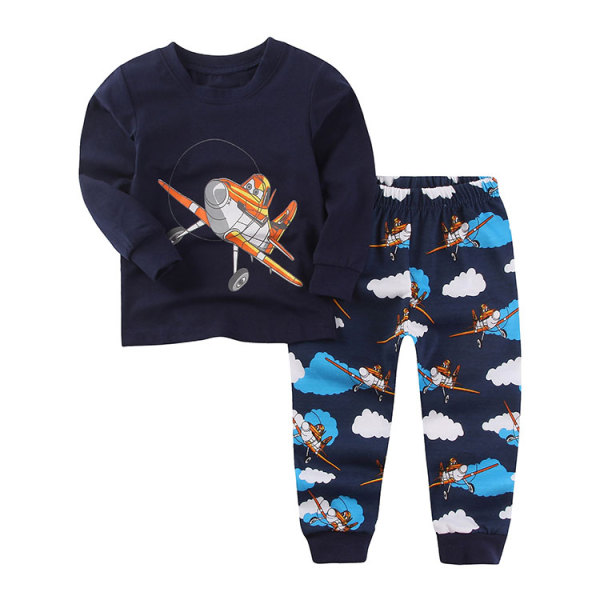 Pure Cotton Kids Clothing Set Boys Spring Clothes For Children