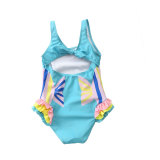 Hot Selling Child Swimwear Sunscreen Swimsuit For Girls