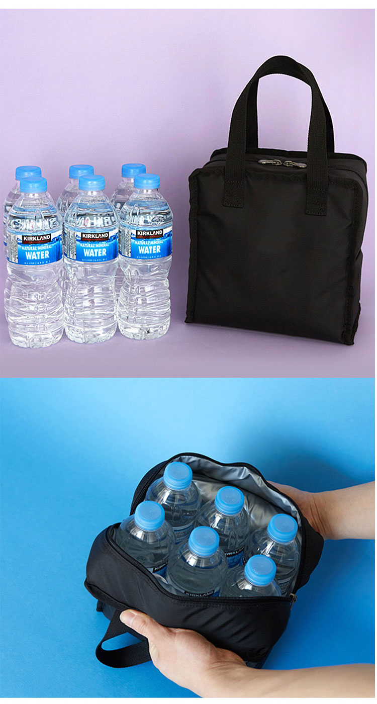 insulated lunch bag, cooler bag