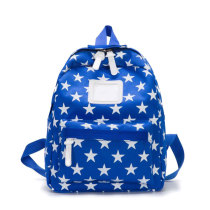 Cheap School Backpack Nylon Shoulders Children Bag
