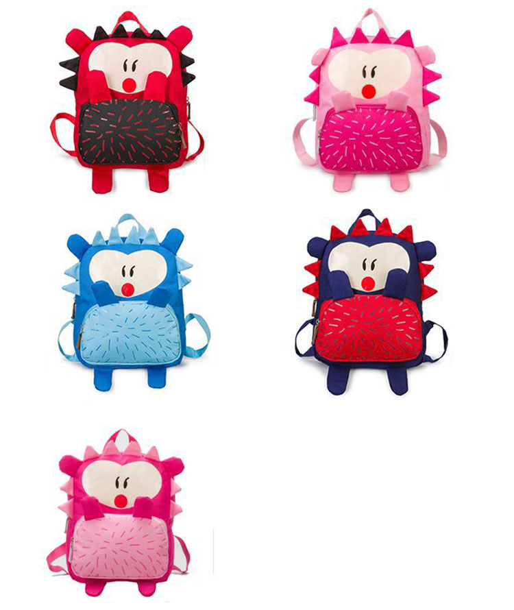 Cute Kids School Bag Waterproof Children Backpack