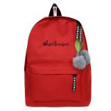 College Bag Girls Backpack Nylon School Bag For Children