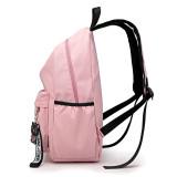 Cute Backpacks Girls Nylon Fabric School Bags For Kids