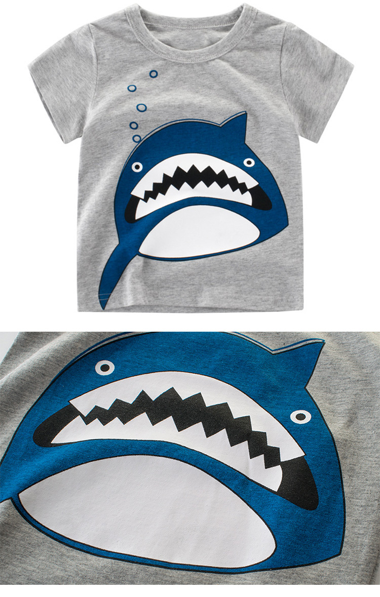 children t-shirt, cotton t-shirt, boys t-shirt, children summer clothes