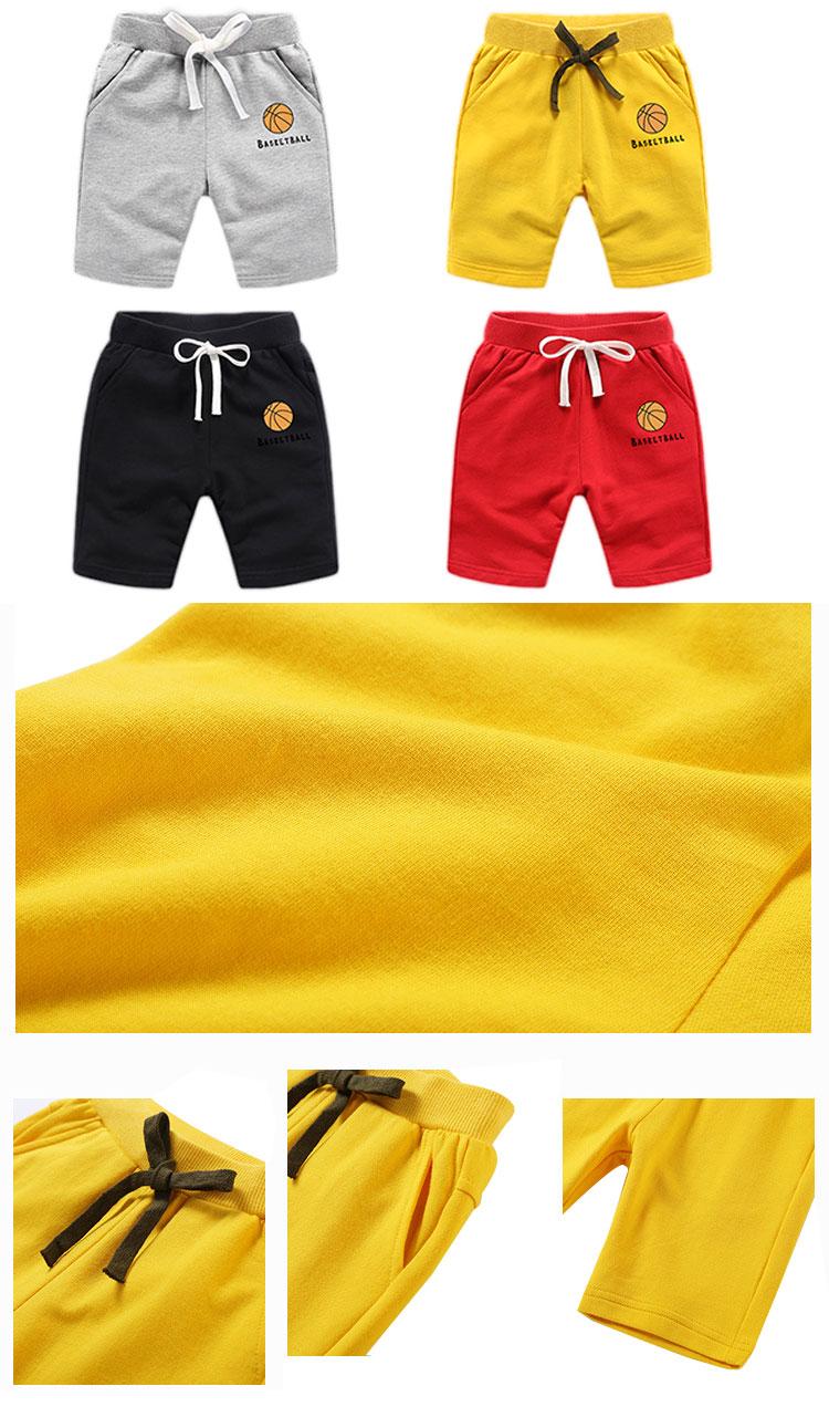 summer boys clothing, boys sports shorts
