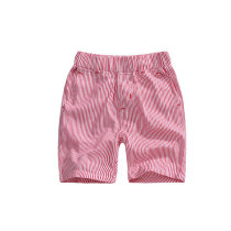 Classic Design Kids Summer Clothing Striped Boys Cotton Shorts