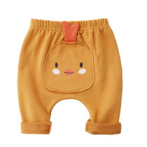 Cute Design Infant Boutique Clothing Casual Baby Harem Pants